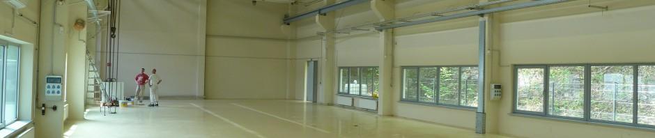 Industriehallen sind oft wahre Energiefresser Foto: Gebauer